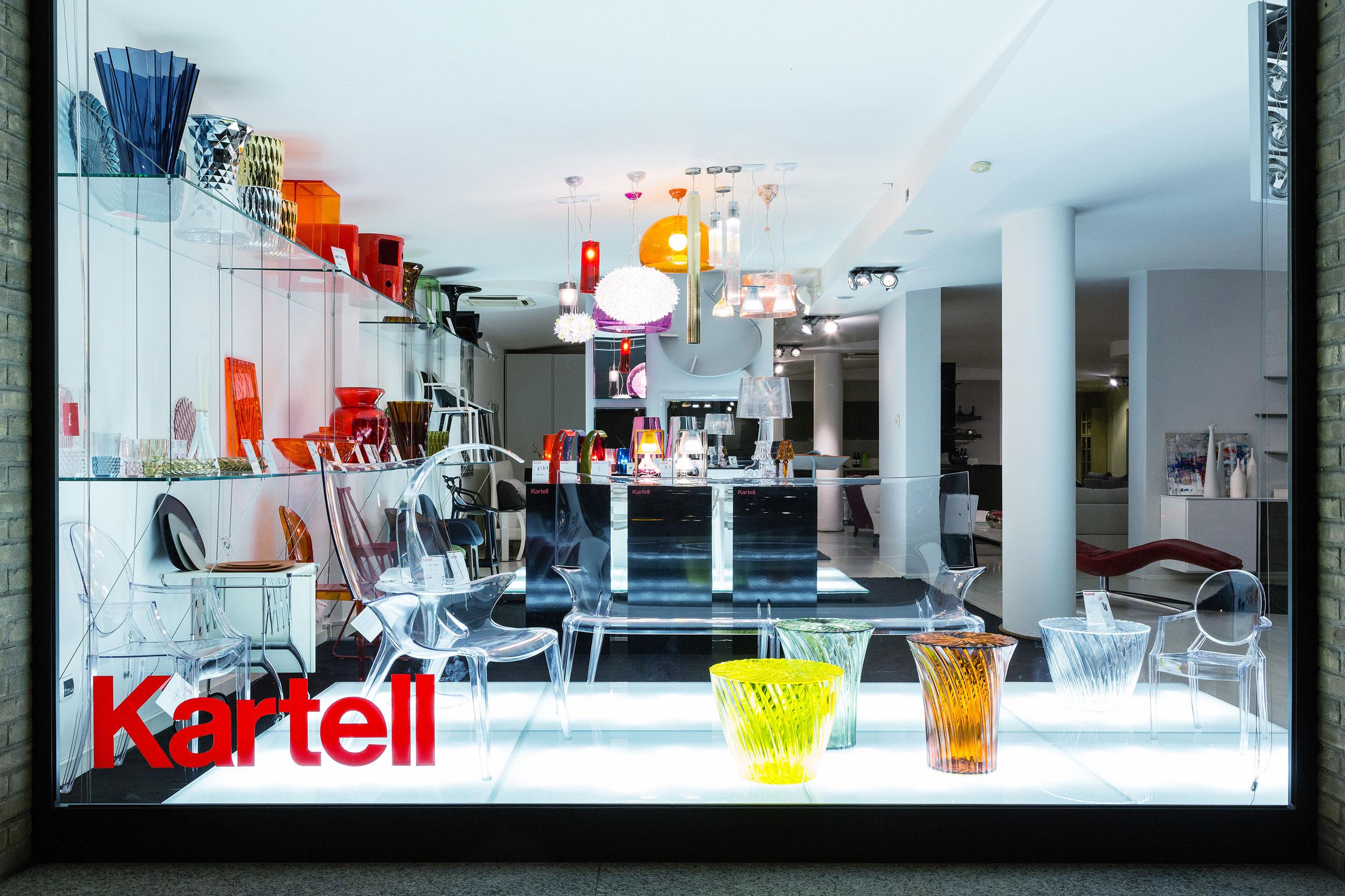 Elementi di Arredo_prodotti da Kartell
